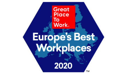 Great Place to Work Europe 2020