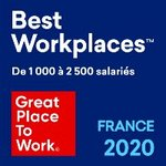 Talan 3e au classement 2020 de Great Place to Work